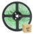 Fita LED Verde 5050 1 metros com Fonte - Imagem 1