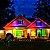 Espeto de Jardim Laser Projetor 5W Colorido Natal - Imagem 2