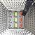 Kit 50 Refletor Holofote MicroLED SMD 10w RGB Colorido com Controle - Imagem 4