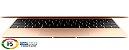 MacBook MNYK2 Tela Retina 12 LED Intel Core M3 8GB SSD 256GB Dourado 2017  - Imagem 6