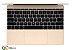 MacBook MNYK2 Tela Retina 12 LED Intel Core M3 8GB SSD 256GB Dourado 2017  - Imagem 4