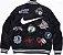 ENCOMENDA - SUPREME X NIKE X NBA - Jaqueta Satin Warm-Up - Imagem 4