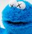 UNIQLO x KAWS x Sesame Street - Pelúcia Cookie Monster - Imagem 2