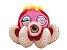 Takashi Murakami x ComplexCon 2018 - Pelúcia Red Octopus Pequena - Imagem 1