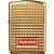 "Supreme x Zippo - Isqueiro Diamond Cut ""Gold"" - Imagem 1"