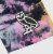 "OVO - Camiseta Tie Dye Arch ""Black/Purple"" - Imagem 2"