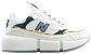 "NEW BALANCE X JADEN SMITH - Vision Racer ""White/Navy Yellow"" -NOVO- - Imagem 1"