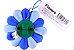 """!KAIKAI KIKI - Pin Takashi Murakami Flower Plush """"Azul"""" -NOVO- - Imagem 2"""