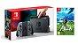 Console Nintendo Switch 32Gb Com Zelda Breath Of The Wild - Imagem 1