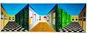 Quadros tridimensionais - Sandra Naddeo - Imagem 1