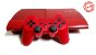Console PlayStation 3 Super Slim Vermelho 500GB - Sony - Imagem 3