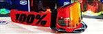 ÓCULOS 100% - RACE CRAFT 2 - VERMELHO - Imagem 3