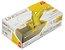 Luva Latex Sem Po Amarela Yellow Unigloves - EP - Imagem 1