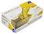 Luva Latex Sem Po Amarela Yellow Unigloves - G - Imagem 1