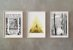 Kit com 3 pôsteres dos Contos de Fadas - Imagem 1
