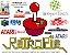 k14 - Retropie Pi 3 com 11 Consoles e 4000 Jogos + Cabo HDMI - Imagem 1