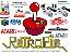 k12 - Retropie Pi 3 com 11 Consoles e 4000 Jogos e 2 Joysticks SNES + Cabo HDMI - Imagem 1