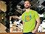 Camiseta KIT LIVRE Verde limão - Imagem 2