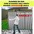 Portão de Correr Garagem Com Social - Imagem 3
