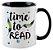 Caneca - Bookstagram - Time to Read - Imagem 4