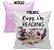 Almofada - Bookstagram - Oops, i'm Reading Again - Imagem 2