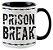 Caneca - Série Prision Break - Logo - Imagem 2