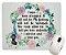 Mouse Pad - Jane Austen - Metade de Mim - Imagem 1