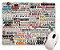 Mouse Pad - Louco por Séries - Imagem 1