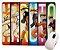 Mouse Pad - Naruto - Fases - Imagem 1
