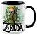 Caneca - The Legend of Zelda - Black - Imagem 2