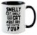 Caneca - Série - Friends - Smelly Cat, Smelly Cat - Imagem 2
