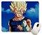 Mouse Pad - Dragon Ball - Majin Vegeta - Blue - Imagem 1