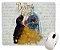 Mouse Pad - A Bela e a Fera - Filme - Rosa - Imagem 1