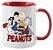Caneca - Peanuts - Red - Imagem 2