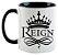 Caneca - Reign - Black - Imagem 1