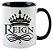 Caneca - Reign - Black - Imagem 2