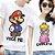 Camisetas - Você me completa - Mario - Imagem 1