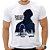Camiseta Masculina - Sherlock Holmes - Blue - Imagem 1