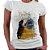 Camiseta Feminina - A Bela e a Fera - Rosa - Imagem 1