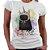 Camiseta Feminina - Pugicorn - Imagem 1