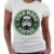 Camiseta Feminina - Star Wars - Star Coffee - Imagem 1