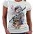 Camiseta Feminina - Star Wars BB8  e Rey - Imagem 1