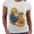 Camiseta Feminina - Pequeno Príncipe e a Raposa - Imagem 1