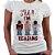 Camiseta Feminina - Estrou lendo - Imagem 1