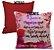 Almofada - Livro A rosa e a Adaga - Imagem 2
