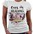 Camiseta Feminina - Reading Again - Imagem 1