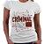 Camiseta Feminina - Criminal Minds - Imagem 1
