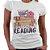 Camiseta Feminina - Lendo no Momento - Imagem 1