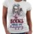 Camiseta Feminina - Books make Me - Imagem 1