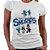 Camiseta Feminina - The Smurfs - Imagem 1